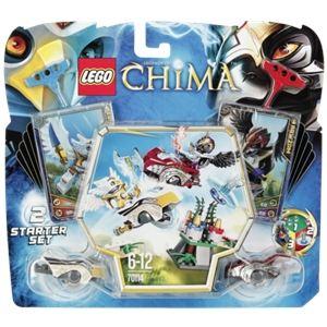 Lego 70114 - Legends of Chima : Le combat du ciel