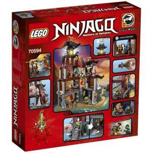 Lego 70594 - Ninjago : L'attaque du phare
