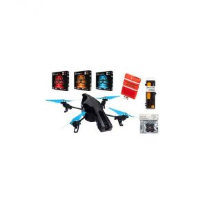Parrot Pack drone AR 2.0 Power Edition + Flight recorder + accessoires de rechange