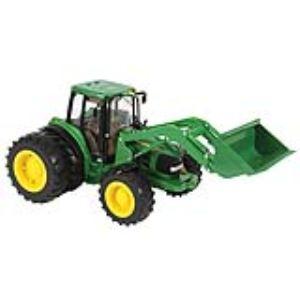 Big Farm Tracteur John Deere 6830S avec chargeur
