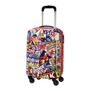 American Tourister Valise cabine rigide Marvel Comics 55 cm