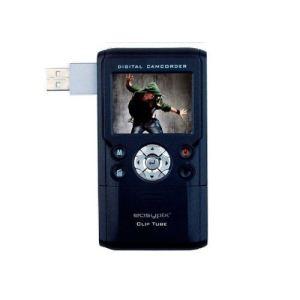 Easypix ClipTube : Caméscope à carte mémoire