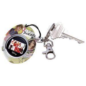 """Lexibook DKC01HSM - Porte-clé cadre photo numérique High School Musical avec écran 1,1"""""""