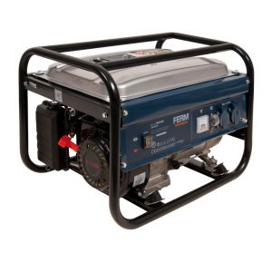 Ferm PGM1008 - Générateur refroidi à l'air 2000W