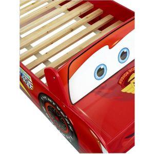 Worlds Apart Lit voiture Disney Cars pour enfant 70 x 140 cm