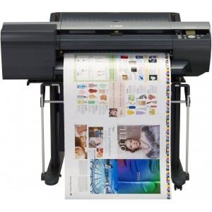 Canon imagePROGRAF iPF6400 - Traceur 24""