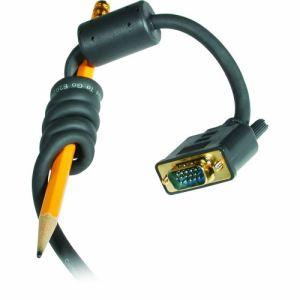 C2g 81134 - Câble VGA Flexima UXGA HD-15 M/M 20 m