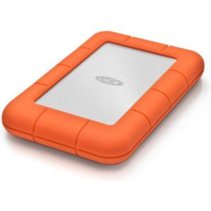 "Lacie 301555 - Disque dur externe Rugged Mini 500 Go 2.5"" USB 3.0 5400 rpm"