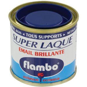 Flambo Laque brillante - 50 ml - Bleu roi