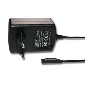 Vhbw Bloc d'alimentation chargeur 220V 43W 12V/3.6A pour notebook et tablette Microsoft Surface Pro, Pro 2