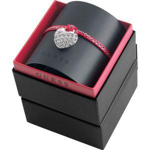 Guess Ubs51404 - Bracelet pavé métal argenté
