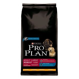 Purina Pro Plan dog Adulte Large Breed Robust - Croquettes Sac de 14 kg