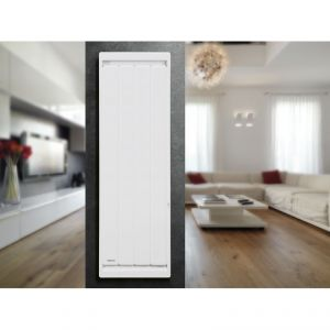 Noirot Calidou Smart ECOcontrol Vertical - Radiateur à inertie 1000 Watts