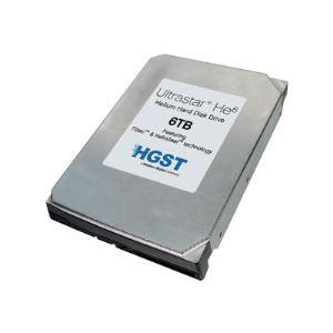 Hitachi HUS726060ALA640 - Disque dur interne Ultrastar 7K6000 6 To 3.5'' SATA III