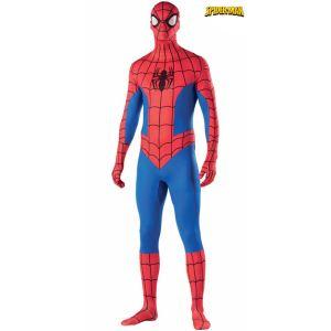 Rubie's Déguisement seconde peau Spiderman