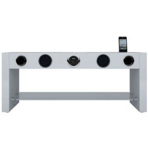 SoundVision SoundStand80 - Meuble TV HiFi bluetooth