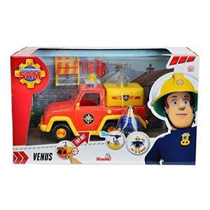 Simba Toys Sam le Pompier - Camion pompier Venus