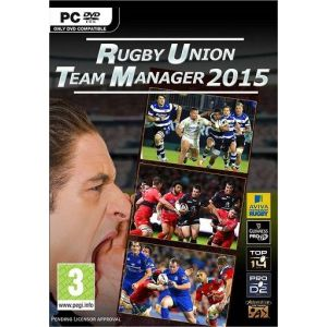 Rugby Union Team Manager 2015 sur PC