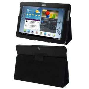 """Tresice France Housse cuir avec support pour Galaxy Tab 2 10.1"""" P5100"""