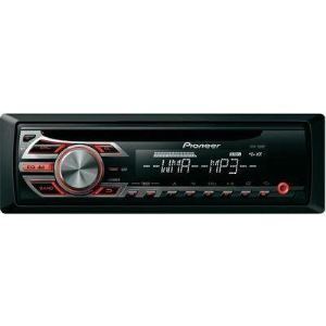 Pioneer DEH-150MP - Autoradio CD/MP3 (4 x 50 Watts)