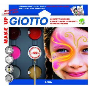 Giotto Palette de maquillage pour enfant