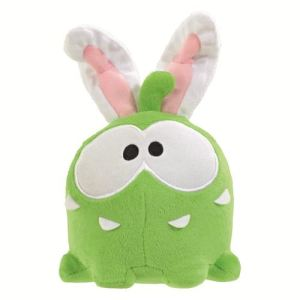 Vivid Peluche Cut the Rope : Om Nom Lapin