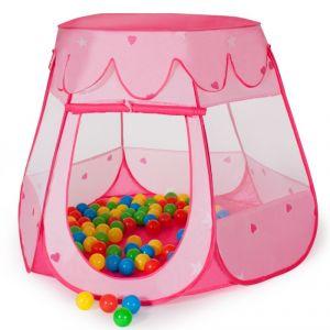 Tente de jeux enfants piscine de balles