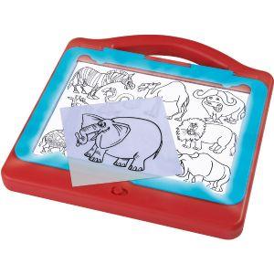 Simba Toys Art & Fun Table lumineuse