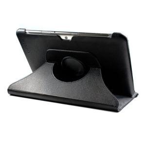 """Kwmobile 11211 - Housse en cuir 360° Premium avec fonction support pour Samsung Galaxy Tab 2 10.1"""" P5100 et P5110"""