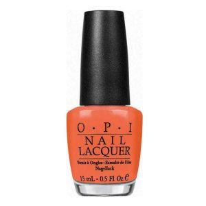 O.P.I Vernis à ongles Hot & Spicy