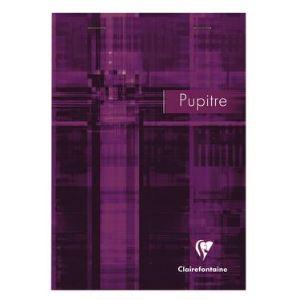 Clairefontaine Bloc Pupitre Agrafé 160 pages Q.5x5  (14,8x21cm)