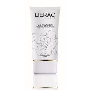 Lierac Sensorielle - Lait sensoriel aux 3 Fleurs Blanches