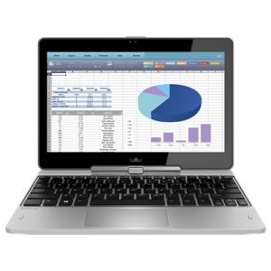 "HP M3N95EA - Tablette tactile EliteBook Revolve 810 G3 11.6"" sous Windows 10 Pro 64 bits"