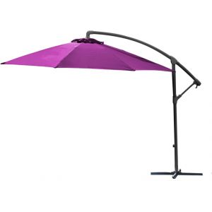 parasol inclinable comparer 636 offres. Black Bedroom Furniture Sets. Home Design Ideas