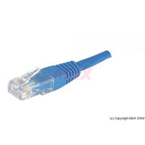 Dexlan 846970 - Cordon réseau RJ45 patch UTP Cat.5e 25 m