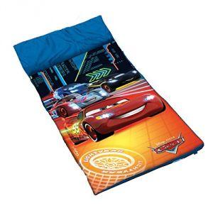 Sac de couchage pour enfant Disney Cars (145 x 60 cm)