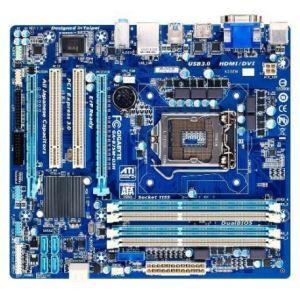 GigaByte GA-B75M-D3H (1.0) - Carte mère Socket LGA 1155