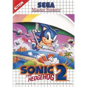 Sonic the Hedgehog 2 sur Master System