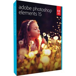 Photoshop Elements 15 pour Windows, Mac OS
