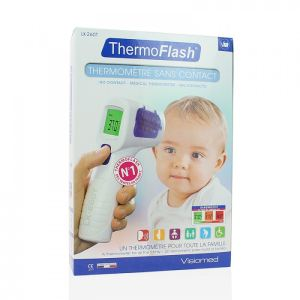 Visiomed ThermoFlash LX-260T - Thermomètre infrarouge sans contact