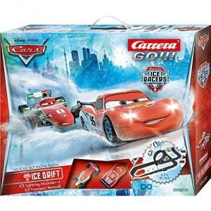 Carrera Toys 62359 - Circuit Disney/Pixar ICE Drift GO!!!