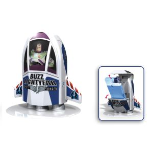 ThrustMaster Chargeur Toy Story 3 Spaceship Buzz l'Eclair - Station de recharge pour Dsi / DS Lite