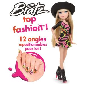 Giochi Preziosi Poupée Bratz Totally polished - Cloé