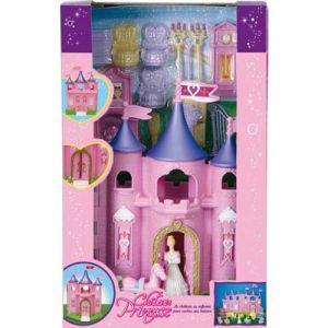 Multi Toys Château Princesse + Accessoires