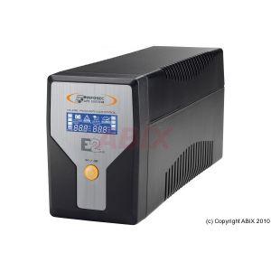 Infosec E2 LCD 800 - Onduleur 800 VA prise IEC