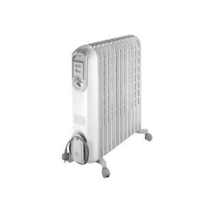 Delonghi Vento 2500 Watts - Radiateur à bain d'huile