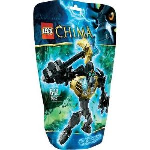 Lego 70202 - Legends of Chima : Chi Gorzan