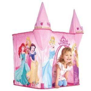 Worlds Apart Tente enfant château GetGo Disney Princesses