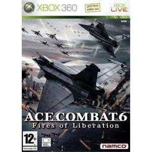Ace Combat 6 : Fires of Liberation sur XBOX360