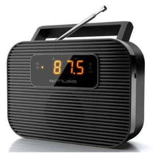 Muse M-080 R - Radio portable PLL FM/MW